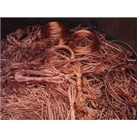 Copper WIRE SCRAP, (Millberry) 99, 9%