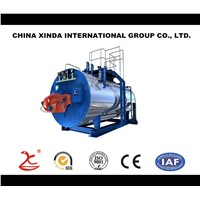 Horizontal Fuel/Gas fired Boiler