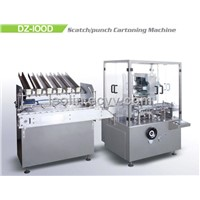 DZ-110D Automatic Sachet cartoning machine