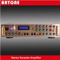 Stereo Karaoke Amplifier with MP3 USB SD Card KPA-90B