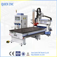 Wood CNC Engraving Router Machine/CNC Router (UA-481)