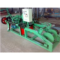 Fully Automatic Barbed Wire Mesh Machine