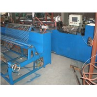 Chain link fence weaving machine Chain Link Wire Mesh Knitting Machine