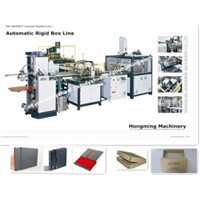 Automatic Rigid Box Line for slip case