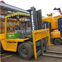 Used 8t Komatsu Forklift Truck for Sale