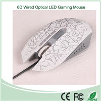 6 Buttons Gaming Mouse Ergonomic Design