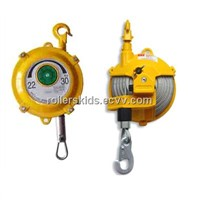 Spring balancer usage,choice,price,maintaining,picture,stroke.contact Finer lifting tools.
