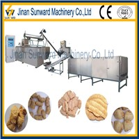 Stainless steel soybean protein machinery from china
