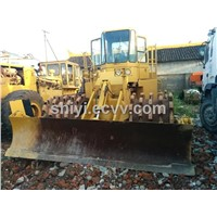 caterpillar trash compactor machine