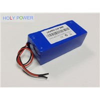 12V 9000mAh 9Ah LiFePO4 Battery Pack HLY-4F9