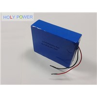 24V 30Ah LiFePO4 Battery Pack HLY-8F30