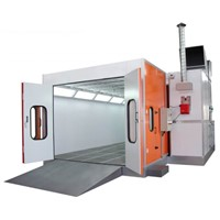 Spray booth, auto paint booth