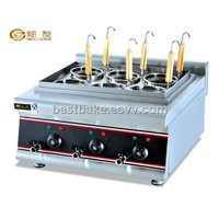 Stainless steel table Top Electric Pasta Cooker/Noodle cooker BY-EH688