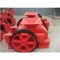 coal and slag crushing machine of roll crusher