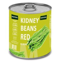 Canned Kidney Beans in Brine