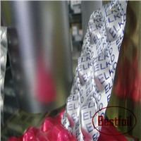 Cold forming foil alu alu packing for pills tablets capsules