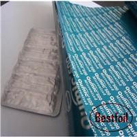 Hard temper PTP aluminum foil for pharma use