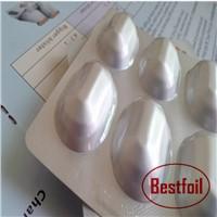 Soft temper pharmaceutical use alu alu foil
