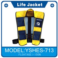 2014 Hot Selling personalized life jacket vest,fishing life jacket,gas cylinder for life jacket