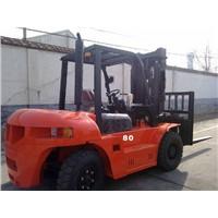CPCD100FR Diesel Eninge Powered Forklift Truck
