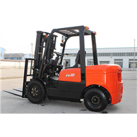CPCD20FR Diesel Engine Powered Forklift Truck