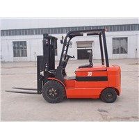CPD25C Battery Powered Electric Forklift Truck