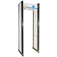 18 zones Large Screen LCD Walk Through Metal Detector JKDM-500C