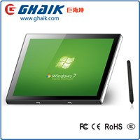 19 inch true flat multitouch open frame monitor for bank devices