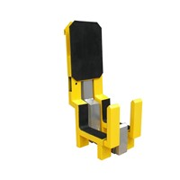 Manual  Car Tyre Wheel Lock Clamp