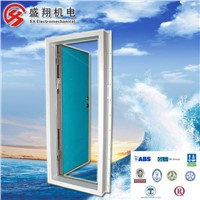 Marine fire rated door
