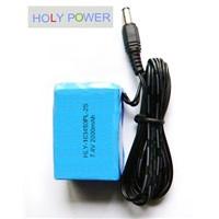Polymer battery 7.4V 2000mAh HLY-103450PL-2S