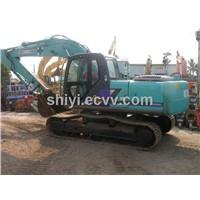 Used Track Excavator Kobelco SK200-6 Cat 324D 325B 325C 325D 330B 330C 330D