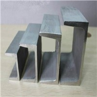 mild steel U channel steel profile for sale
