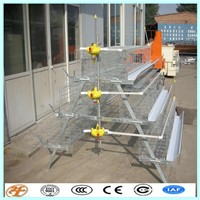 3 Tier Or 4 Layer Chicken Cages/Poultry Cage