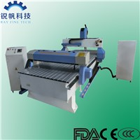 Laser cutter and CNC router machine Mixed all-in-one RF-1325 -RayFine
