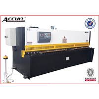 Hydraulic cutting machine with USA high standard QC12Y-10x5000