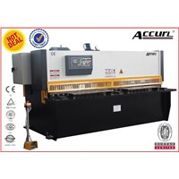 Hydraulic cutting machine with USA high standard QC12Y-10x6000