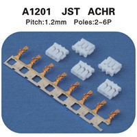 JST alternate ACHR 1.2mm pitch housing and pin terminal