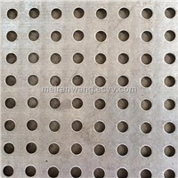 Mild Steel Hexagonal Hole Perforated Metal Mesh