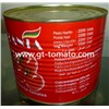 Canned Tomato Paste 2.2KG tin,  28-30% brix, hot break, easy open