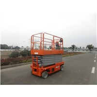 Self-propelled Hydraulic Scissor Lift Platform