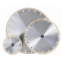 Diamond saw blade LASER WELDED BLADES ,GENERAL PURPOSE