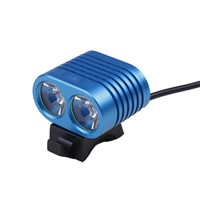 New launched USB LED mtb light/ headlamp VF-BL2003