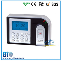 Proximity Card Reader Time Management Software (HF-S200)