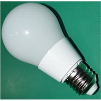 large view angle 7W A60 led bulb
