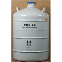 made in china export liquid nitrogen container
