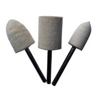 mounted abrasive wheel (Wool grinding head)
