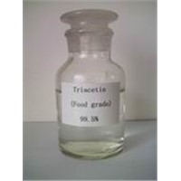 Glycerol Triacetate(food grade) 99.5%min CAS # 102-76-1