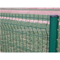 High Quality 3D wire mesh fence