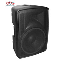 "PSH-12A 2 way 12"" Active Plastic Speaker Cabinet with MP3 Player"